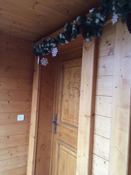 Hall Location Chalet 930 Les Contamines Montjoie