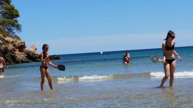 Beach Location Villa 9664 La Ametlla de Mar