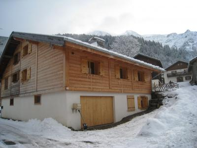 Outside view Location Chalet 971 Les Contamines Montjoie