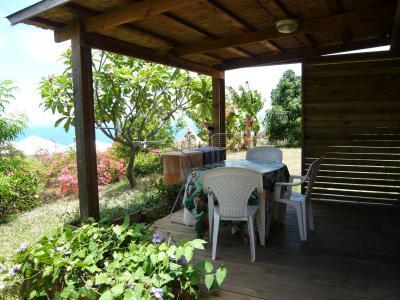 Terrace Location Studio apartment 9985 Saint Leu