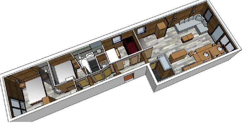 Location Apartment 103673 Risoul 1850