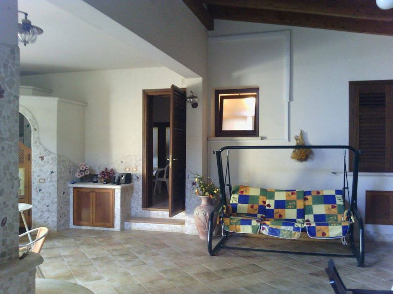Courtyard Location Villa 105374 Tre Fontane