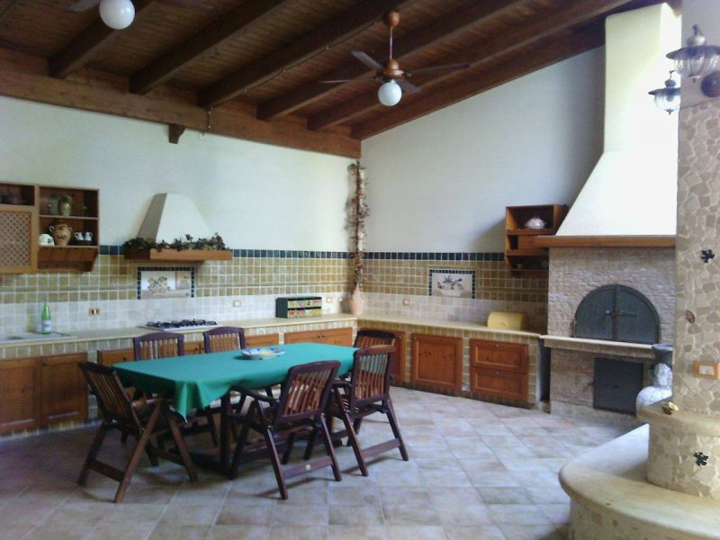 Sep. kitchen 2 Location Villa 105374 Tre Fontane