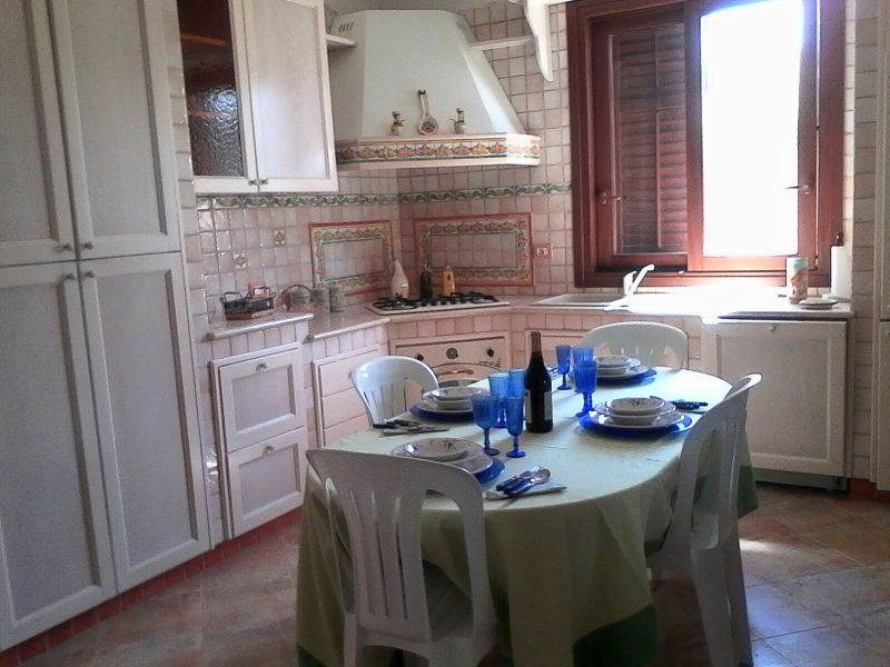 Sep. kitchen 1 Location Villa 105374 Tre Fontane