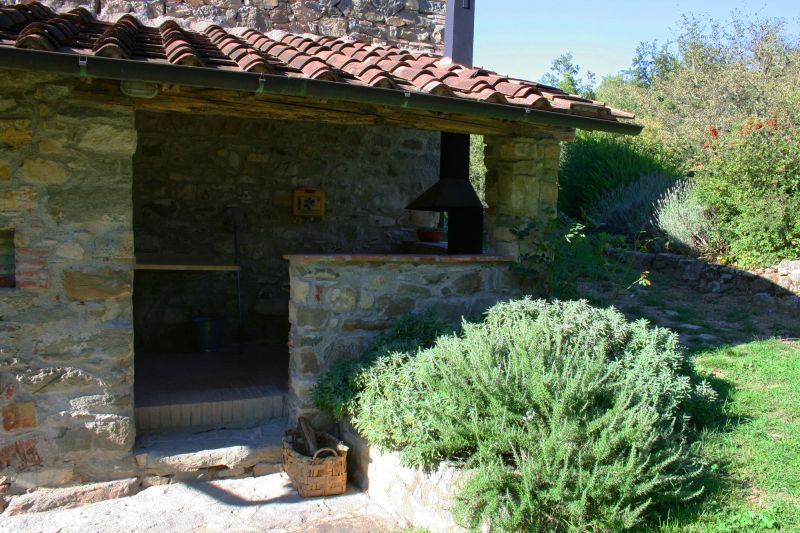 Summer kitchen Location House 106425 Arezzo