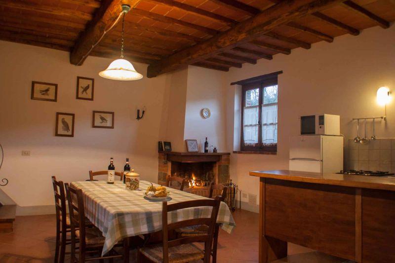 Dining room Location House 106425 Arezzo