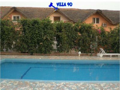 Swimming pool Location Villa 108330 Saly