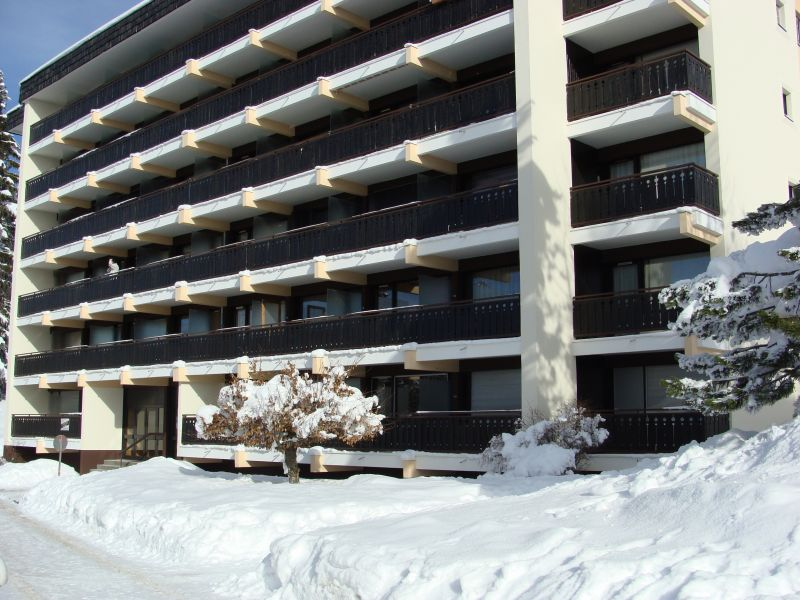 Outside view Location Apartment 112005 Le Collet d'Allevard