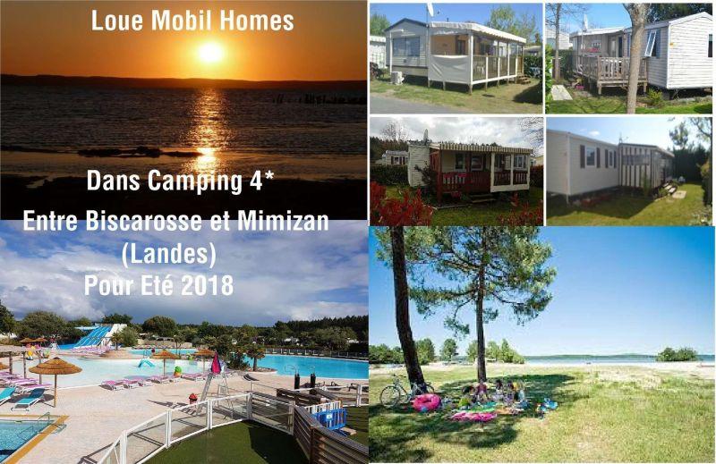 Location Mobile home 114601 Mimizan
