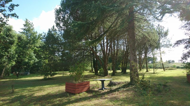 View from terrace Location Self-catering property 116567 Saint Paul les Dax