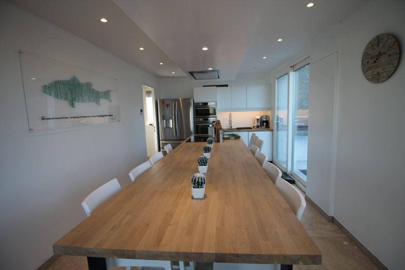 Open-plan kitchen Location Villa 116796 Audinghen