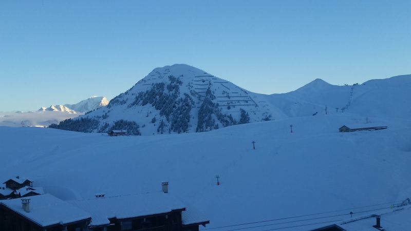 View from the property Location Apartment 117766 La Plagne