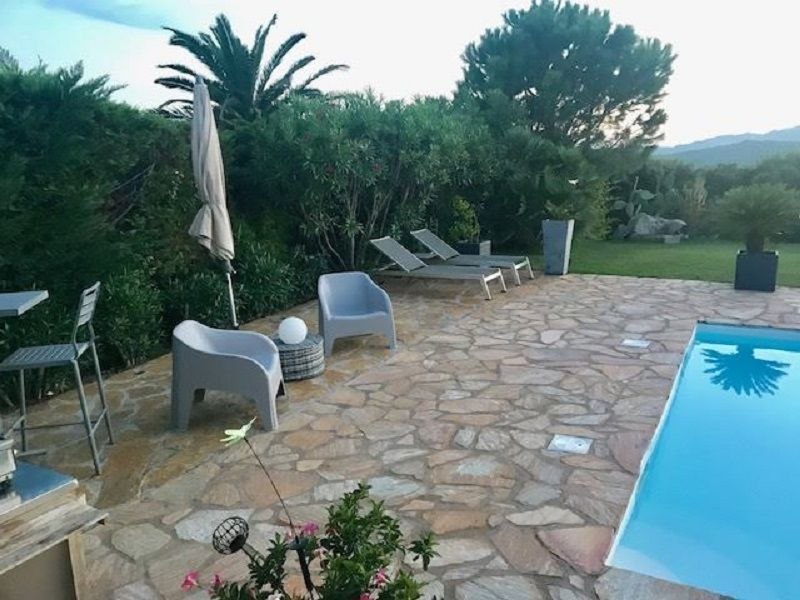 Swimming pool Location Villa 117836 Porto Vecchio