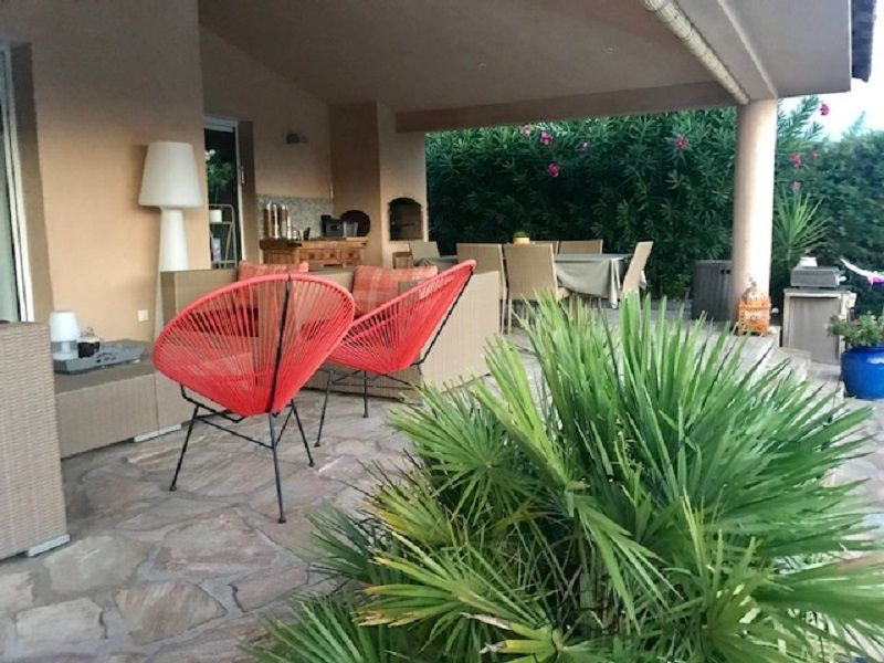 Terrace Location Villa 117836 Porto Vecchio