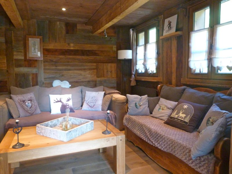 Sitting room Location Chalet 67065 Morzine