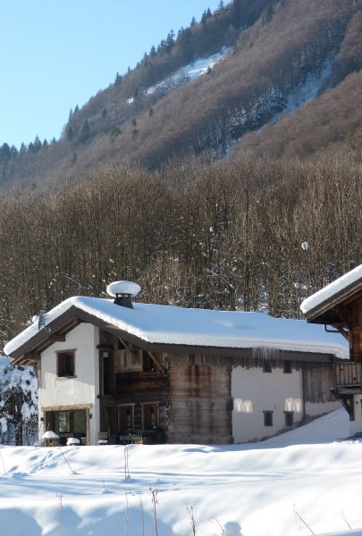 Outside view Location Chalet 67065 Morzine
