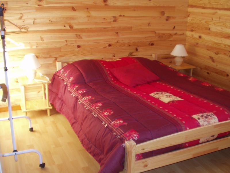 bedroom Location Apartment 67588 Barèges