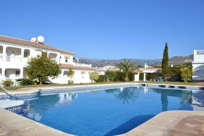 Swimming pool Location Apartment 67674 Torrox