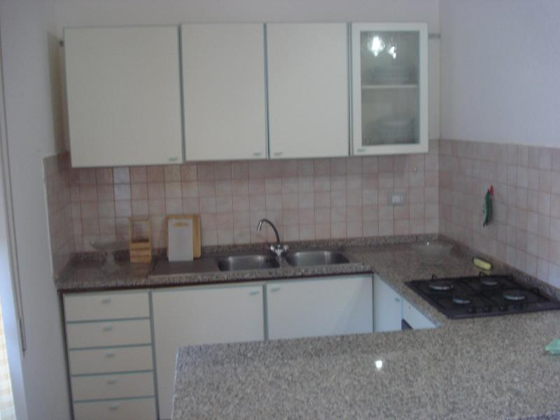 Kitchenette Location Apartment 76423 Trinità d'Agultu e Vignola