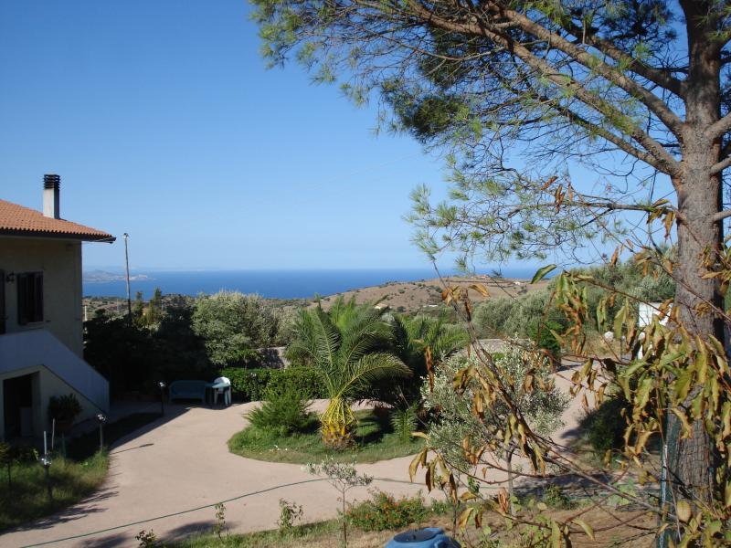 View from the property Location Apartment 76423 Trinità d'Agultu e Vignola