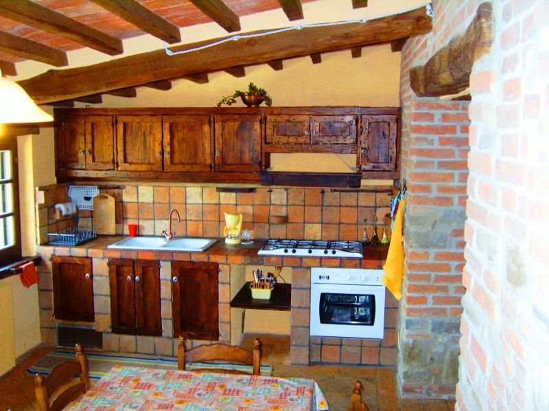 Sep. kitchen Location House 79432 Cortona
