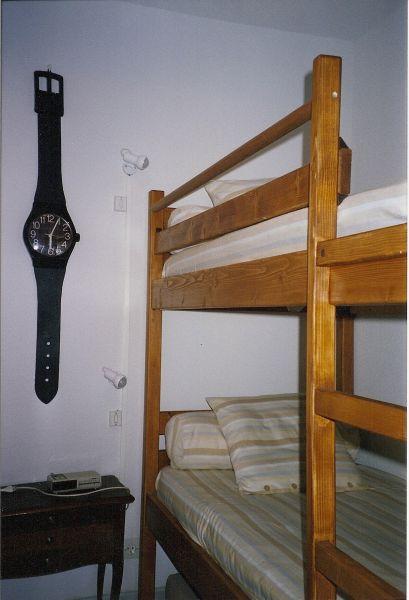 Extra sleeping accommodation Location Apartment 87141 Montgenevre