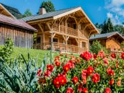 Chalet La Giettaz en Aravis 1 to 10 people