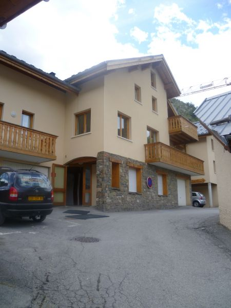 Outside view Location Apartment 97230 Valloire