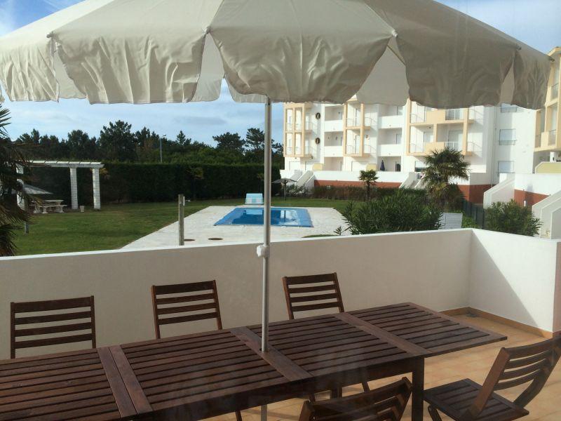 Terrace Location Apartment 103683 Nazaré