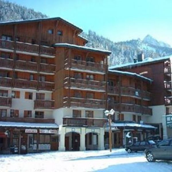 Outside view Location Apartment 106847 Valfréjus