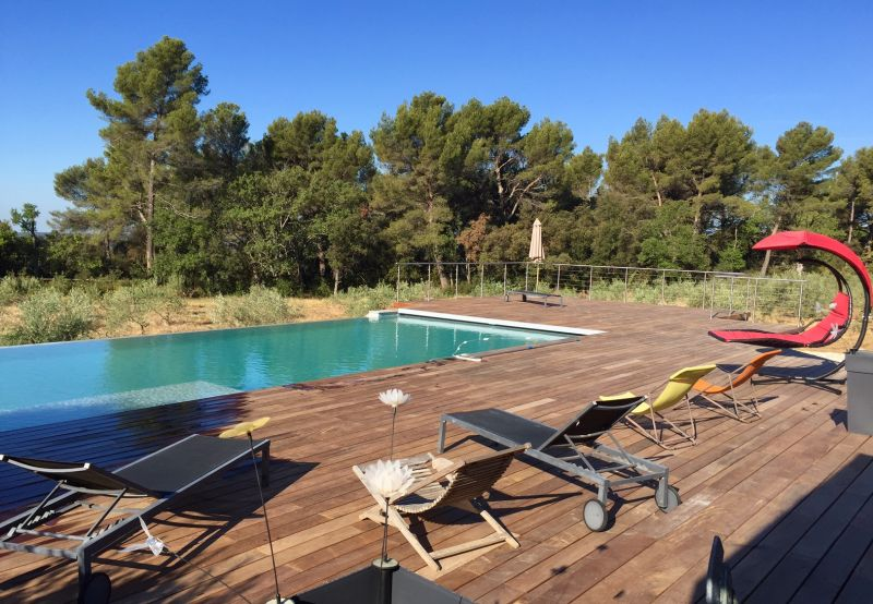 Swimming pool Location Villa 109342 Aix en Provence