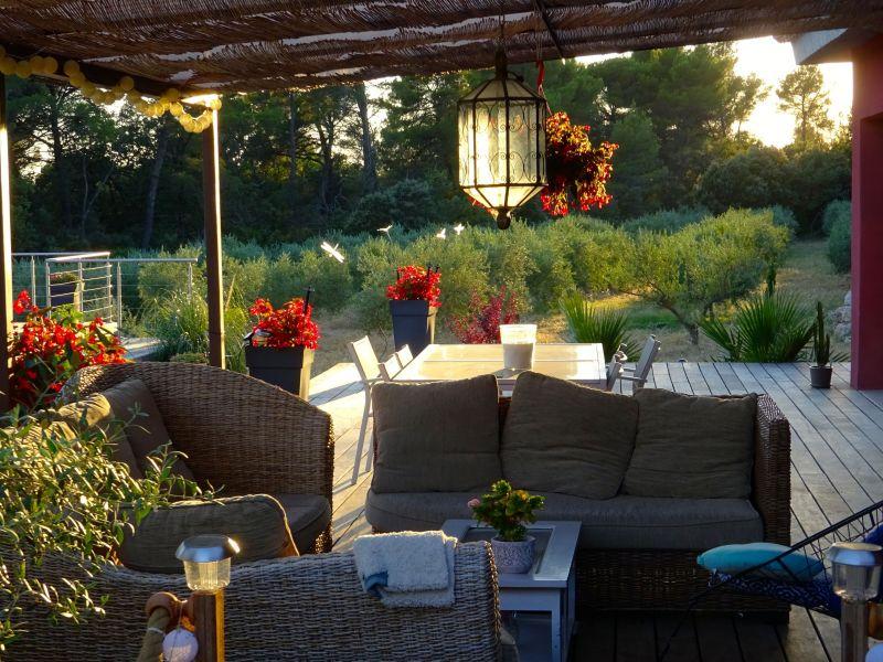 Terrace Location Villa 109342 Aix en Provence