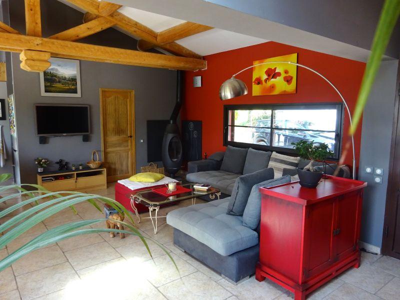 Living room 1 Location Villa 109342 Aix en Provence