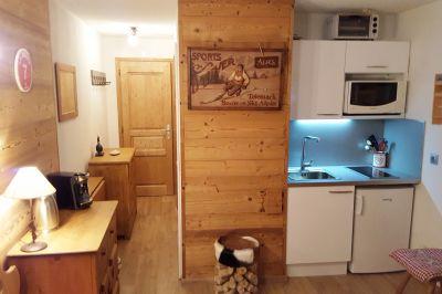 Dining room Location Apartment 111788 Les Menuires