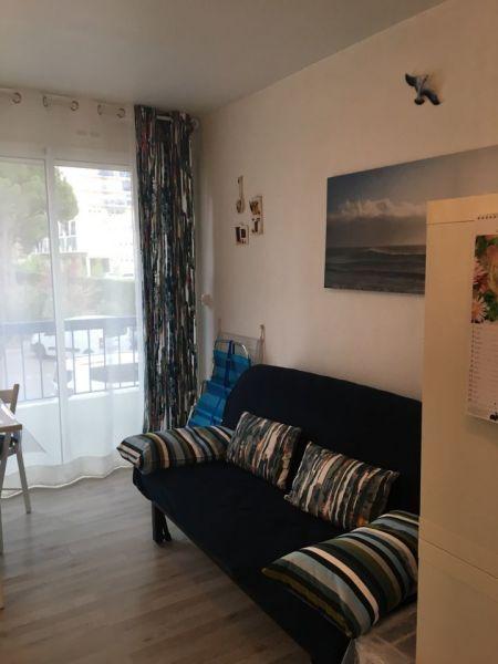 Location Studio apartment 114197 La Grande Motte