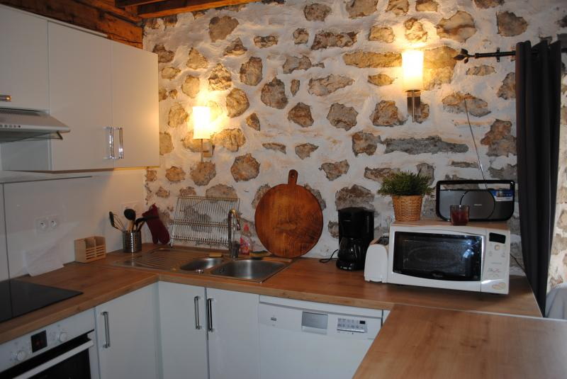 Summer kitchen Location Self-catering property 66151 Gresse en Vercors