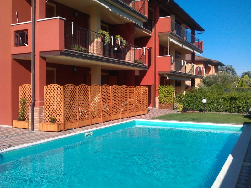 Outside view Location Apartment 66766 Sirmione