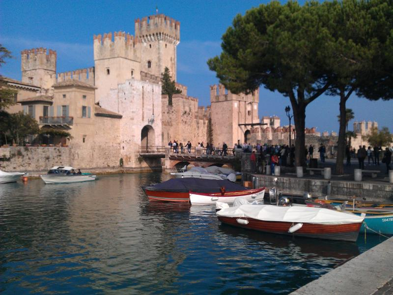 Other view Location Apartment 66766 Sirmione
