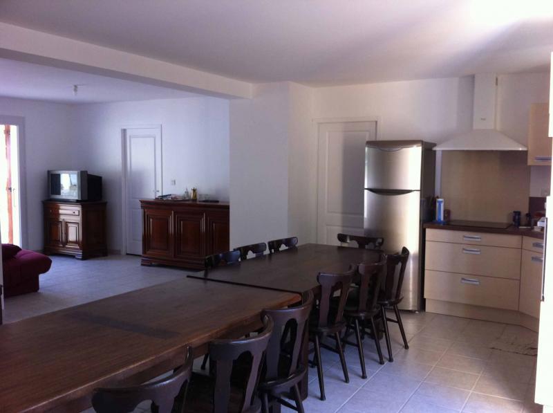 Dining room Location Apartment 67175 Saint François Longchamp