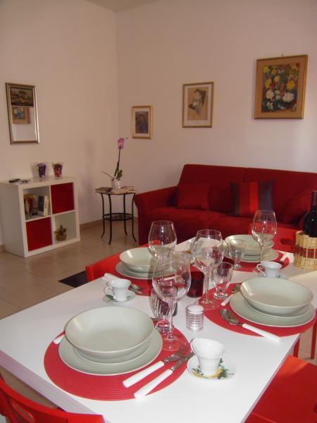 Living room Location Apartment 69902 Rome