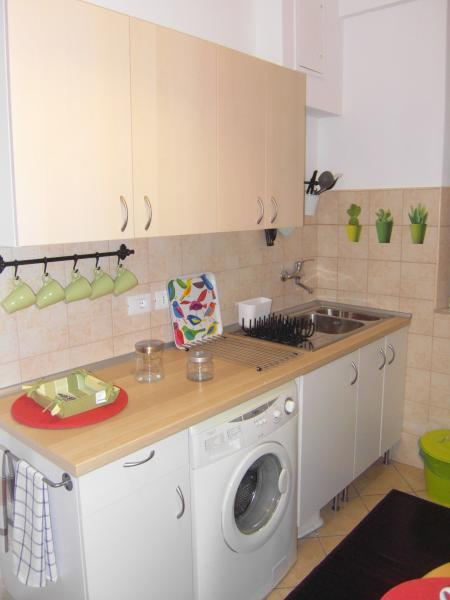 Sep. kitchen Location Apartment 69902 Rome