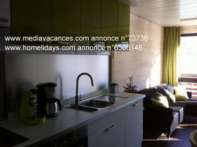 Other view Location Apartment 73736 Tignes