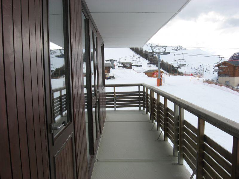 Balcony Location Apartment 77055 La Plagne