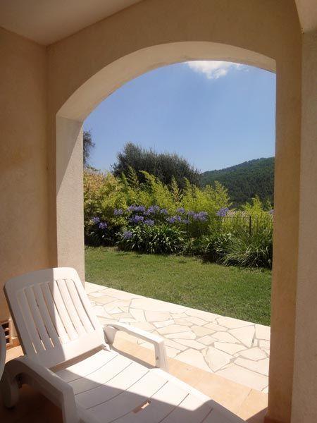 Garden Location Apartment 81699 Cannes