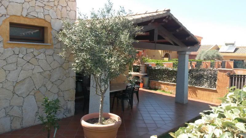 Garden Location House 81863 Costa Rei