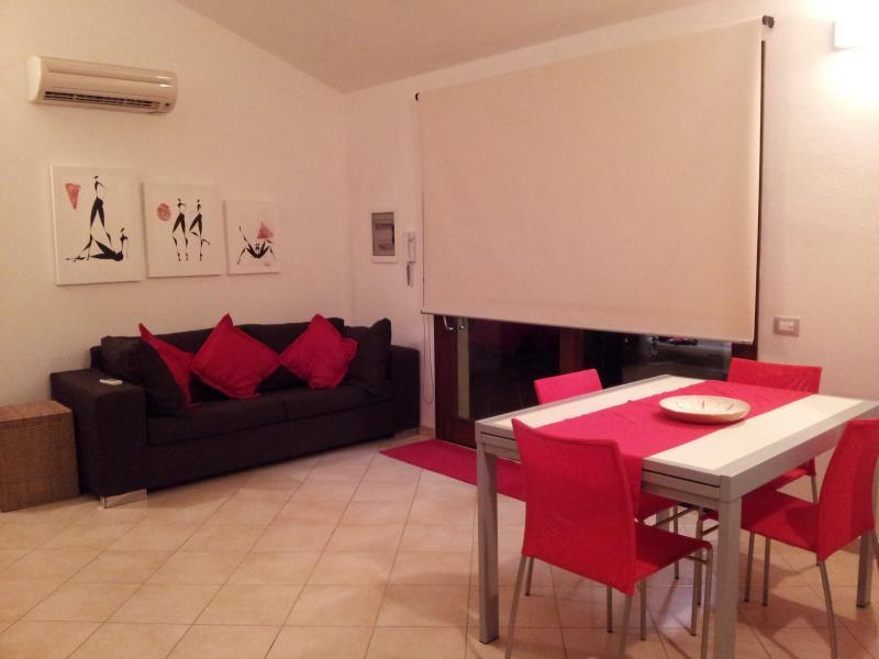 Living room Location House 81863 Costa Rei