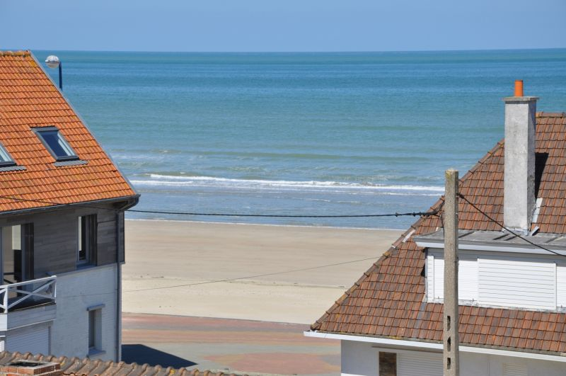 View from terrace Location Studio apartment 88543 Bray-Dunes