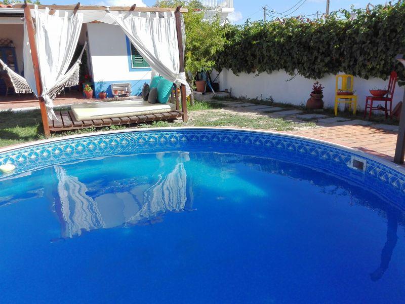Swimming pool Location Studio apartment 91278 Lisbon