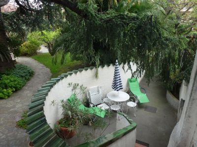 Courtyard Location Apartment 108645 Collioure