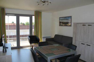 Sitting room Location Apartment 112194 Bray-Dunes